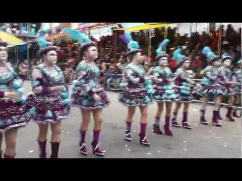 Carnaval de Oruro 2013 - Morenada Central Oruro.