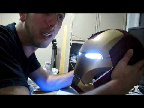 3D Printed Iron Man Helmet - Stage 2