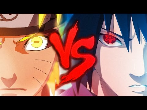 Naruto VS. Sasuke 2 | Duelo de Titãs
