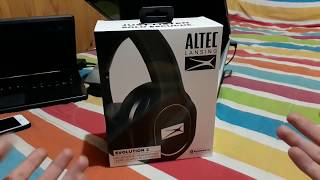 Altec Lansing True Evo Wireless Earphones - Part 1 - Unboxing & Bluetooth Pairing