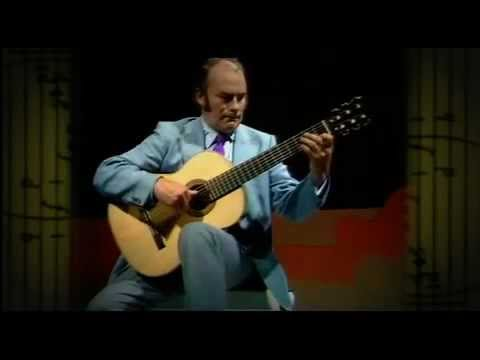 Bach BWV 1000 Fuga Julian Bream