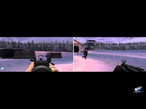 Goldeneye 007 Multiplayer Game Modifier Trailer Hd