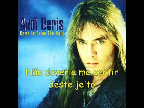 Andi Deris - Now That I Know This Ain't Love (legendapt) ☺ video