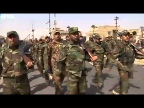 Iraq crisis: Kurdish Forces battle ISIS to control areas, Shia militia show of force in Baghdad