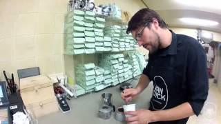 Van Dyck Tutorial: Espresso zubereiten mit der Herdkanne