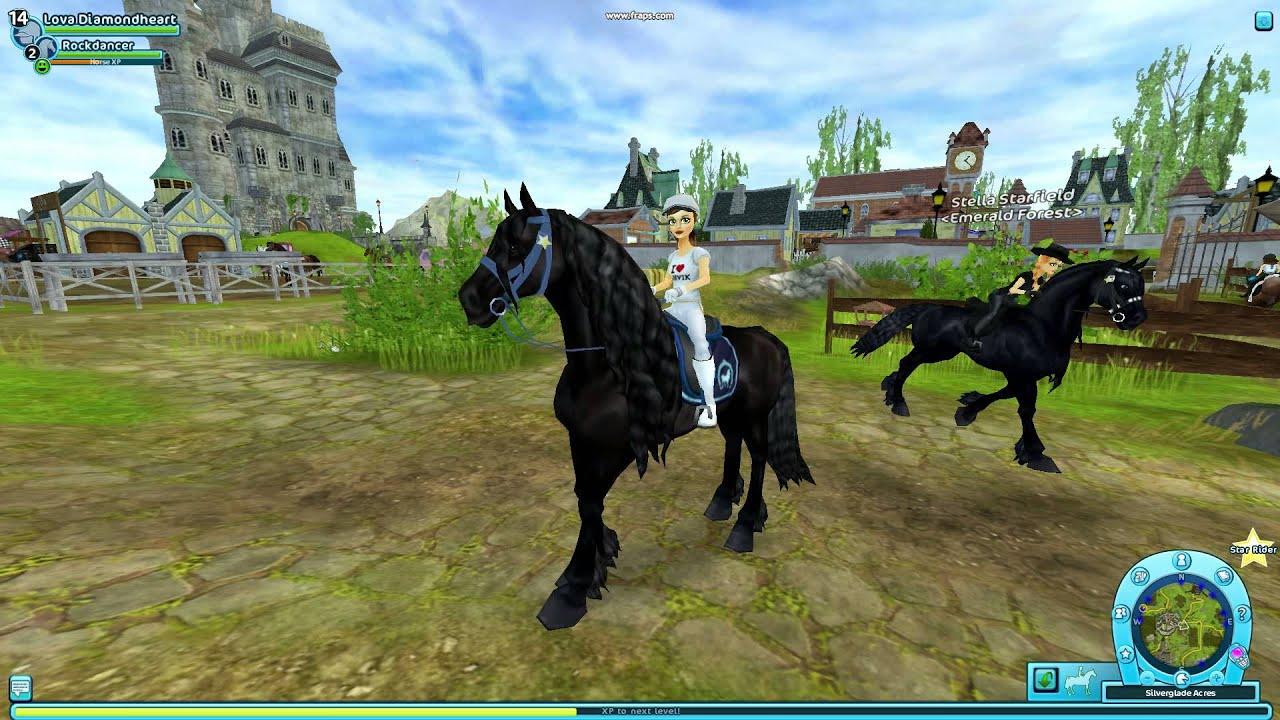 whiteoakstablesnet  White Oak Stables  Realistic Horse Game