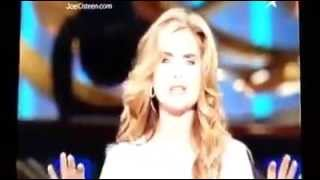 Victoria Osteen God wants you happy and Church is about you?