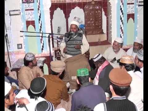 Makhdoom Jafar Hussain Qureshi In Kharala Jhelum Saqi E Kausar) 1 video