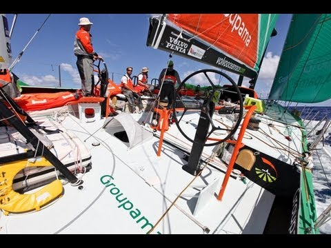 Mixed Fortunes - Volvo Ocean Race 2011-12