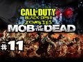 SOLO SURVIVAL - Mob Of The Dead Zombies Uprising DLC Black Ops 2 w/ Kootra Ep.11