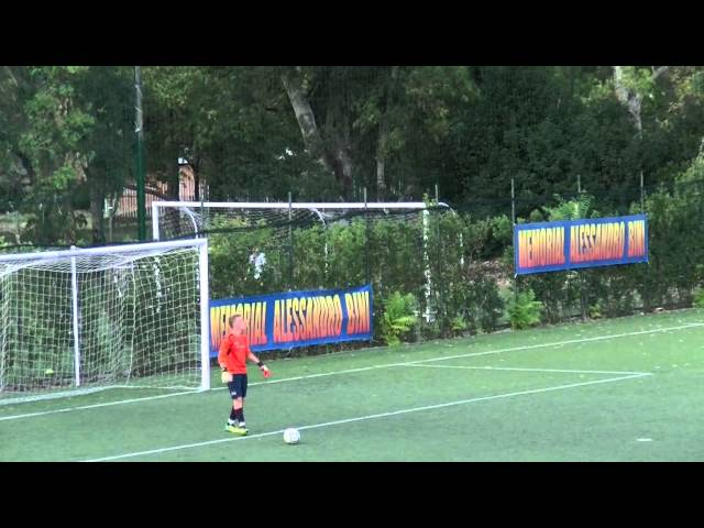 VII Memorial Alessandro Bini: Ostiamare - Pro Roma 2-1