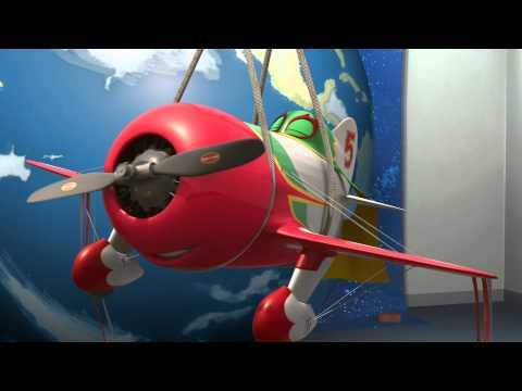 Planes - Disney - Meet El Chu | Available on Digital HD, Blu-ray and DVD Now