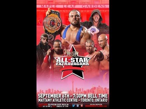 ROH All Star Extravaganza VI Preview Show
