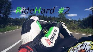 Yamaha YZF R125 I RideHard #2
