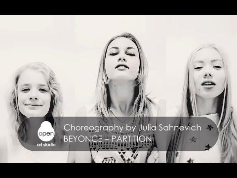Beyonce - Рartition | Jazz-funk by Julia Sahnevich | Open Art Studio