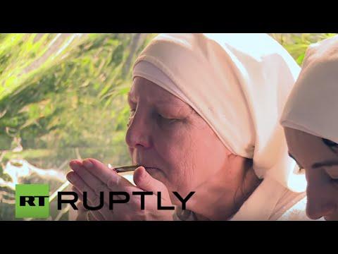 USA: Weed-growing nuns hope to heal the world with marijuana