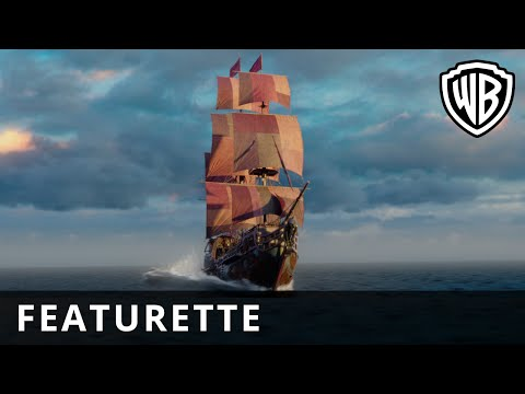 Pan – 'Reinventing A Classic' Featurette - Official Warner Bros. UK