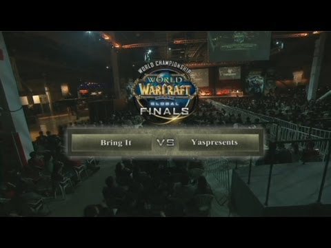 Battle.net World Championship 2012: World of Warcraft Grand Final