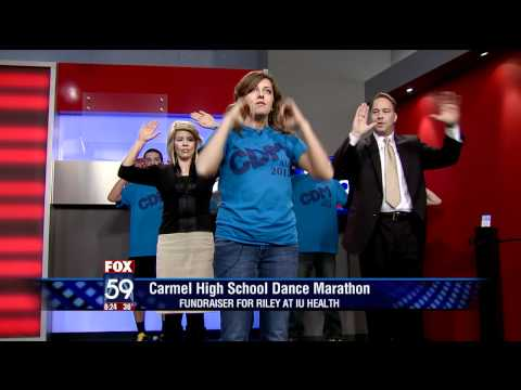 FOX59: Carmel High School Dance Marathon