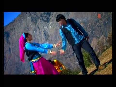Hey Deepa Mijaj Deepa (Kumaoni Hit Video Song) - Hey Deepa Jeans...