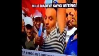 AKP Seçmeni Kazlıçeşme' den Bildiriyor