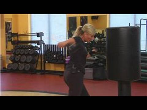 Personal Fitness : How to Work Out With a Punching Bag Image 1