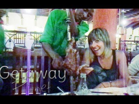 Dinner at Pampa Churrascaria, Nairobi   Travel Vlog