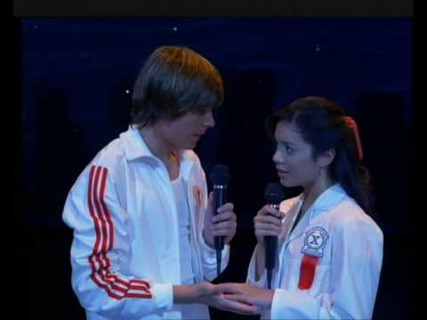 Gabriella And Troy - Breaking Free