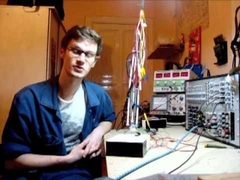 KOMA Elektronik - Development Video #2 - Expression Controller