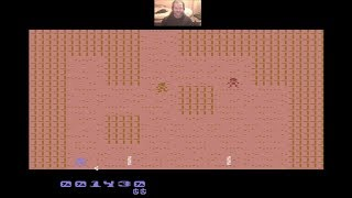 Lukozer Retro Game Review - 531 - Electric Warrior - Commodore 64