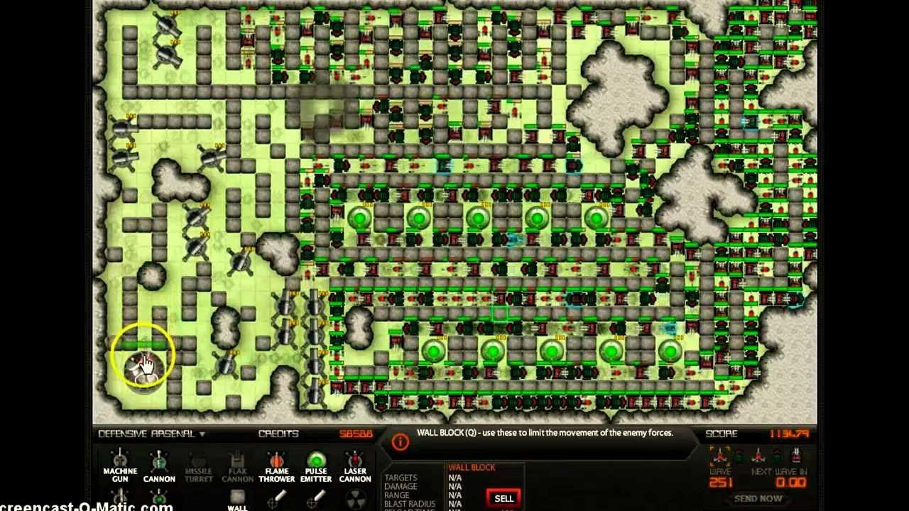 tower defense strategie