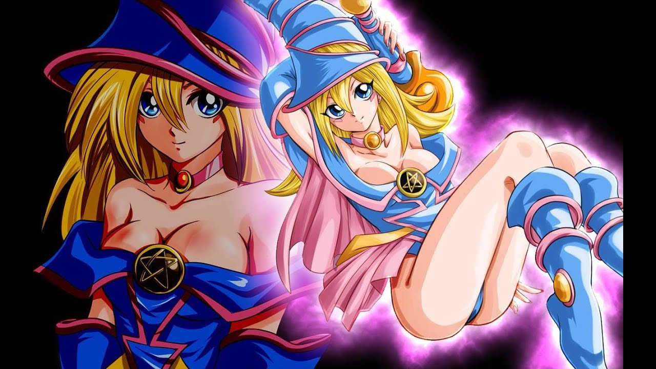 Yugioh dark magician girl sexy x naked photo