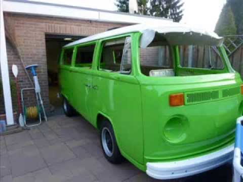 VW T2 Bus project Part 1 of 2