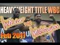 Deontay Wilder vs Gerald Washington - Feb. 2017 - WBC World Heavyweight Championship