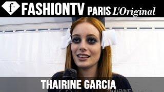 Thairine Garcia: My Favorite Model   Model Talk   FashionTV