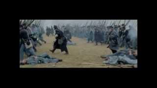 Battle of Fredericksburg ( behind the stonewall )