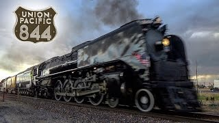 Union Pacific 844 - Cheyenne Frontier Days Train 2016