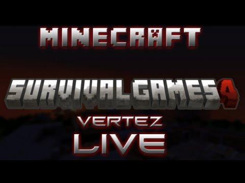 [LIVE #4] Igrzyska Śmierci - Vertez, SheryPlay, HayPad - Survival Games