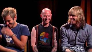 Lifehouse - Rapid Fire Q&A (Stripped) | Interview | Interscope