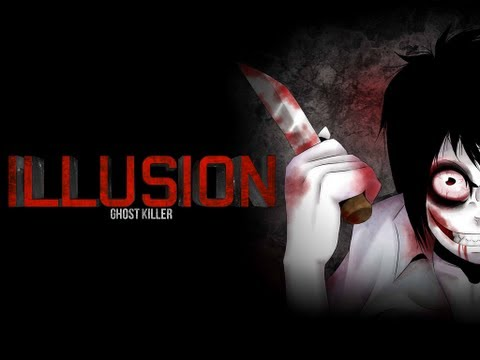 ILLUSION Ghost Killer - Lets Play | JEFFIN INTIKAMI !