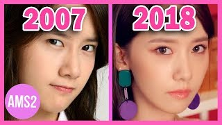 SNSD EVOLUTION 2007 - 2018 (ESPECIAL K-POP QUEENS)
