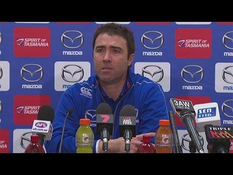 Round 9, 2015 - Brad Scott post-match media conference