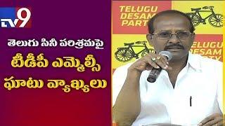 TDP Babu Rajendra Prasad controversial comments on Tollywood -- Neti Maata  - netivaarthalu.com