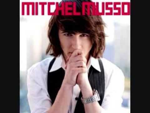 Mitchel Musso - You Didnt Have To Walk Away