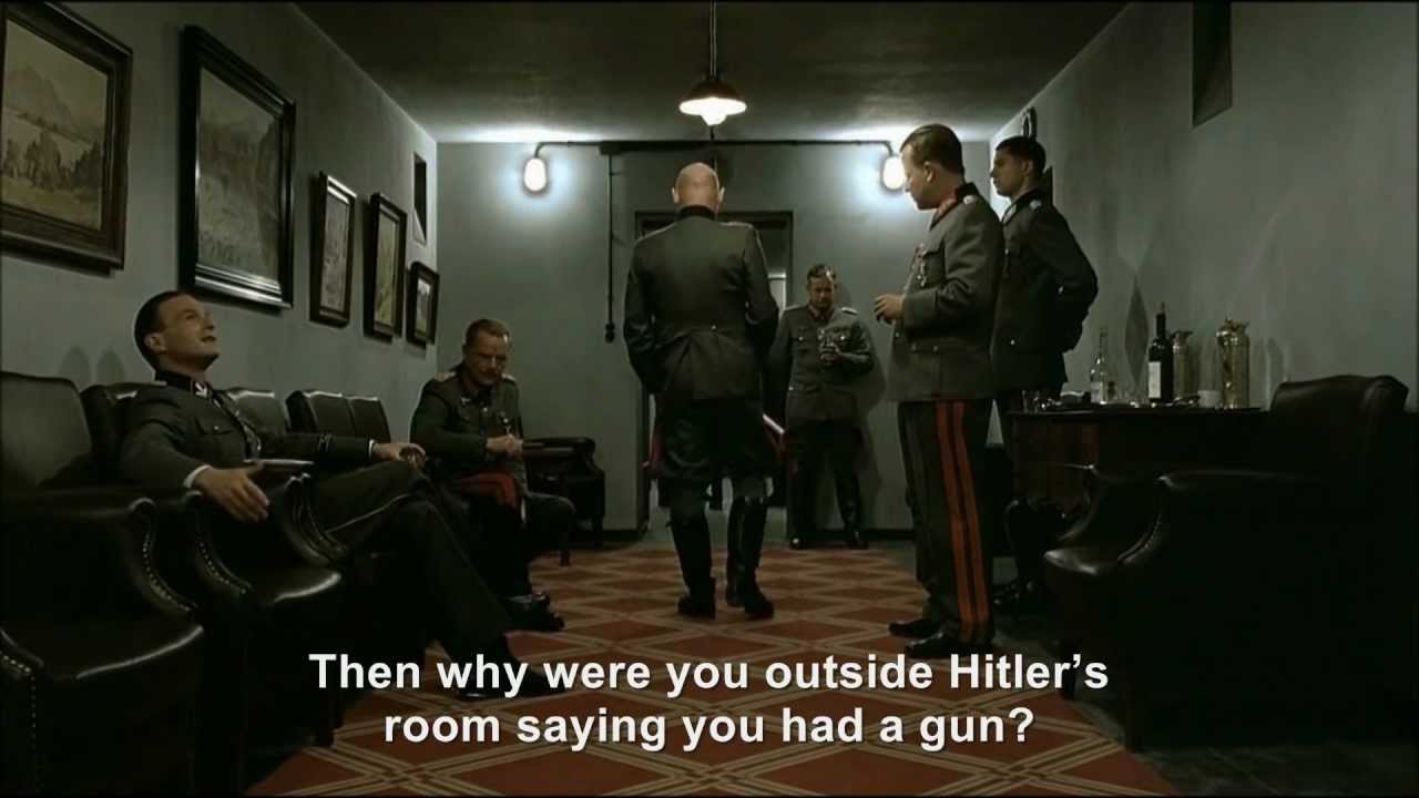 Hitler plans to find out who was plotting to assassinate him