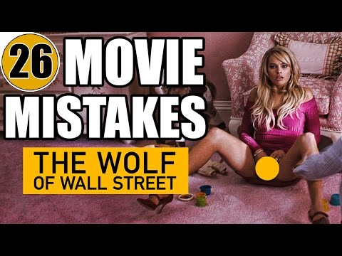 26 Mistakes Of The Wolf Of Wall Street You Didn ...
