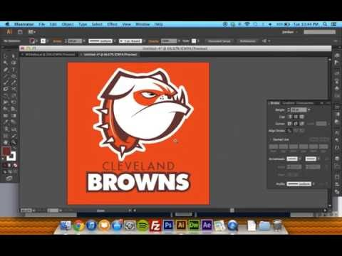 Cleveland Browns Redesign