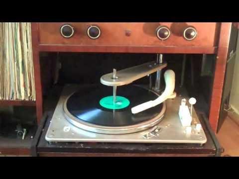 Corry Brokken - Rio De Janeiro (Ronnex 78 rpm / 1956 )