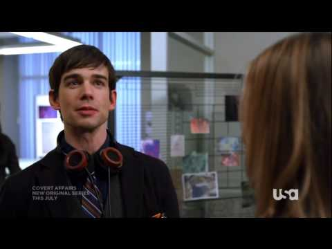 Covert Affairs Trailer