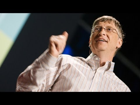 Mosquitos, malaria and education - Bill Gates